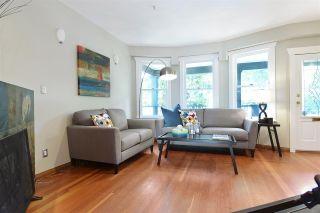 Photo 3: 2025 W 5TH AVENUE in Vancouver: Kitsilano 1/2 Duplex for sale (Vancouver West)  : MLS®# R2212905