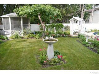 Photo 5: 75 Radcliffe Road in Winnipeg: Fort Richmond Residential for sale (1K)  : MLS®# 1627386