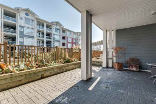"""Photo 7: 112 4500 WESTWATER Drive in Richmond: Steveston South Condo for sale in """"COPPER SKY WEST"""" : MLS®# R2443316"""