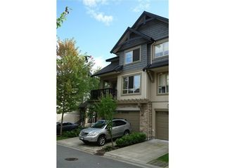 Photo 1: 22 1362 PURCELL Drive in Coquitlam: Home for sale : MLS®# V1043197