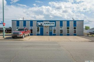 Main Photo: 215 7TH Avenue in Regina: Eastview RG Commercial for sale : MLS®# SK850366