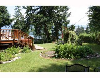Photo 8: 5802 MARINE Way in Sechelt: Sechelt District House for sale (Sunshine Coast)  : MLS®# V769236