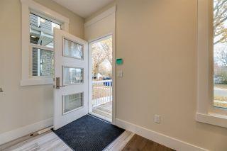 Photo 3: 11429 80 Avenue in Edmonton: Zone 15 House Half Duplex for sale : MLS®# E4202010