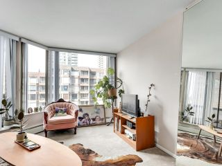 """Photo 7: 616 1333 HORNBY Street in Vancouver: Downtown VW Condo for sale in """"ANCHOR POINT"""" (Vancouver West)  : MLS®# R2620543"""