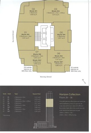 """Photo 21: 2701 1028 BARCLAY Street in Vancouver: West End VW Condo for sale in """"Patina"""" (Vancouver West)  : MLS®# R2499439"""