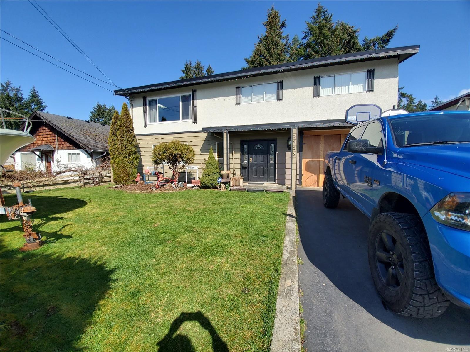 Main Photo: 3925 Shaughnessy St in : PA Port Alberni House for sale (Port Alberni)  : MLS®# 871166