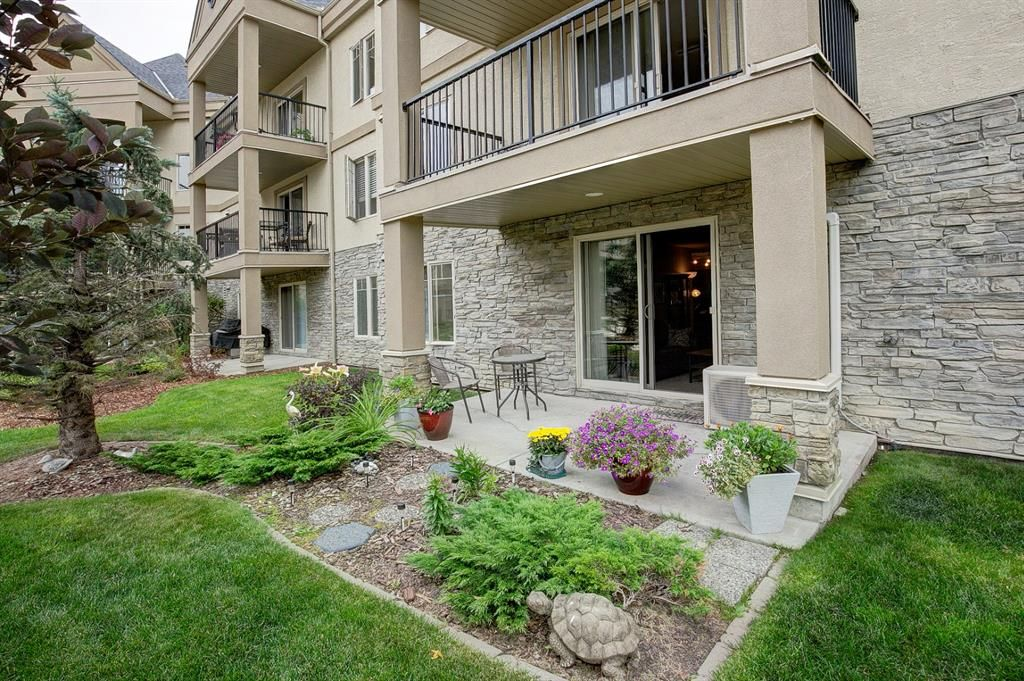 Main Photo: 102 30 Cranfield Link SE in Calgary: Cranston Apartment for sale : MLS®# A1137953