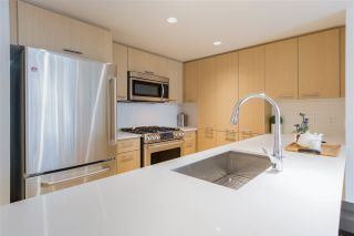 """Photo 3: 309 95 MOODY Street in Port Moody: Port Moody Centre Condo for sale in """"The Station"""" : MLS®# R2415981"""