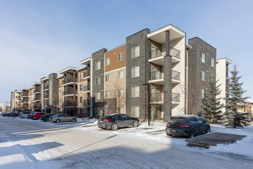 Main Photo: 322 7110 80 Avenue NE in Calgary: Saddle Ridge Apartment for sale : MLS®# C4285522