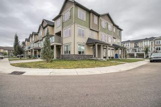 Photo 42: 129 Windstone Park SW: Airdrie Row/Townhouse for sale : MLS®# A1137155