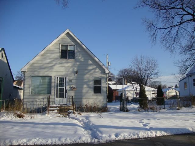Main Photo: 733 INKSTER Boulevard in WINNIPEG: North End Residential for sale (North West Winnipeg)  : MLS®# 1223210