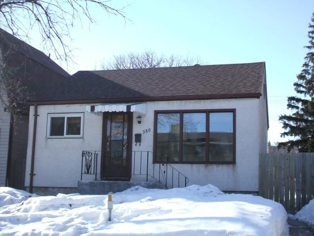 Main Photo: 380 Rue Lariviere Street in WINNIPEG: St Boniface Residential for sale (South East Winnipeg)  : MLS®# 1305742