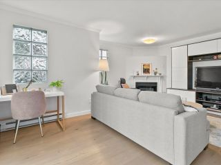 """Photo 7: 202 825 W 15TH Avenue in Vancouver: Fairview VW Condo for sale in """"The Harrod"""" (Vancouver West)  : MLS®# R2614837"""
