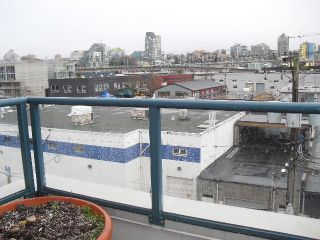 Photo 2: 413 1630 W 1ST Avenue in Vancouver: Fairview VW Condo for sale (Vancouver West)  : MLS®# R2540262