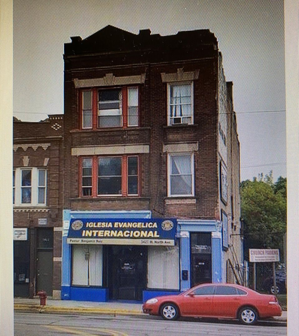Main Photo: 3429 W North Avenue in Chicago: CHI - Humboldt Park Commercial Sale for sale (Chicago West)  : MLS®# 11144144