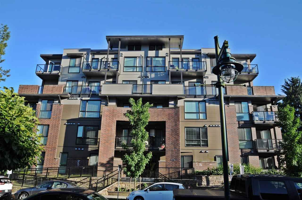 Main Photo: 406 2214 KELLY Avenue in Port Coquitlam: Central Pt Coquitlam Condo for sale : MLS®# R2180881