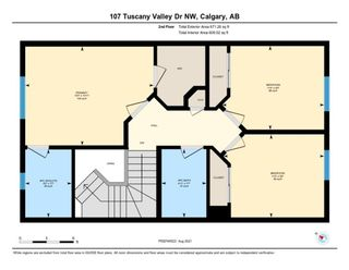 Photo 33: 107 Tuscany Valley Drive Drive in Calgary: Tuscany Detached for sale : MLS®# A1135178
