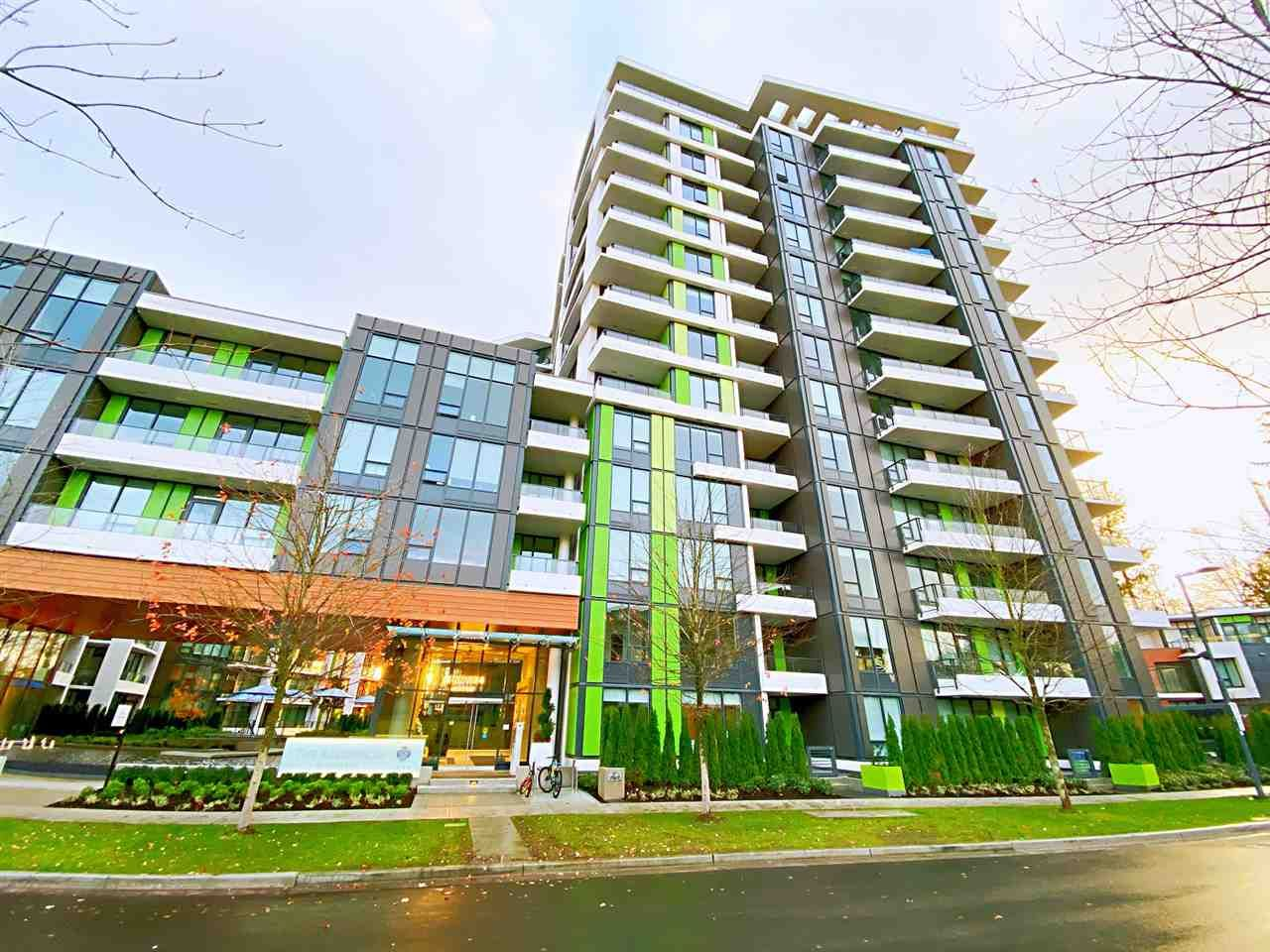 Main Photo: 802 3533 ROSS Drive in Vancouver: University VW Condo for sale (Vancouver West)  : MLS®# R2518338