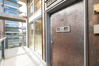 """Photo 24: 403 1529 W 6TH Avenue in Vancouver: False Creek Condo for sale in """"WSIX"""" (Vancouver West)  : MLS®# R2620601"""
