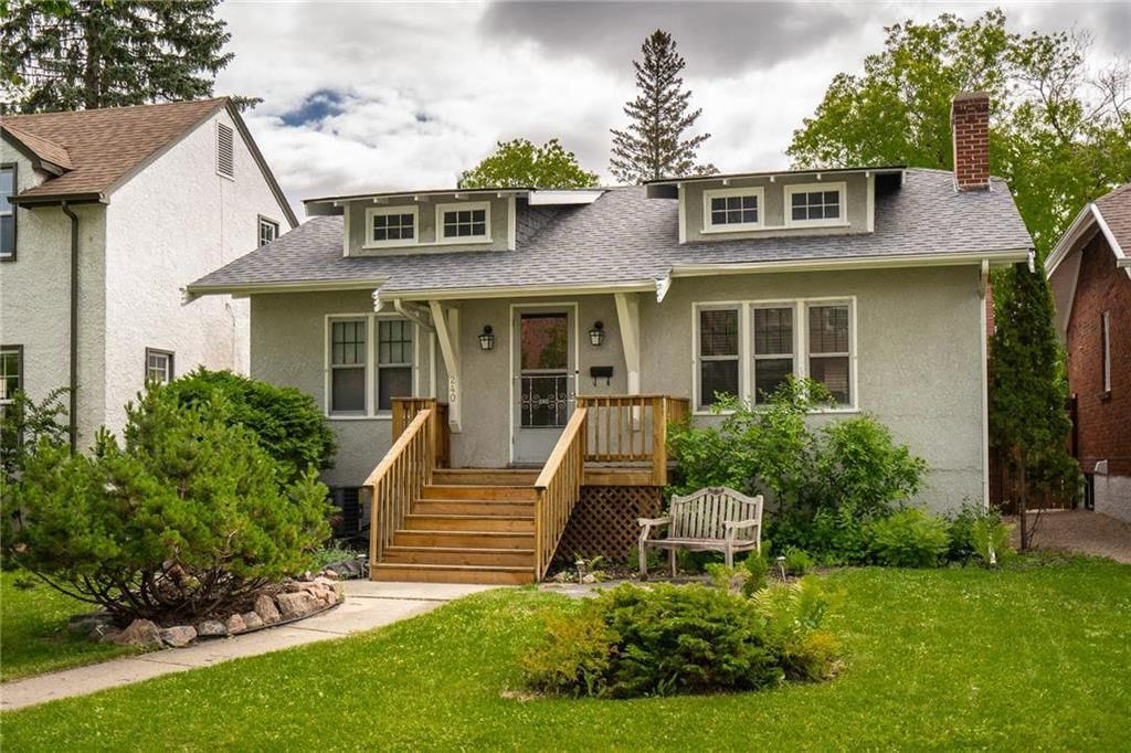 Main Photo: 240 Queenston Street in Winnipeg: River Heights North Residential for sale (1C)  : MLS®# 202115521