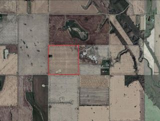 Photo 1: 160 Acres +/- East of Crossfield in Rural Rocky View County: Rural Rocky View MD Land for sale : MLS®# A1048134