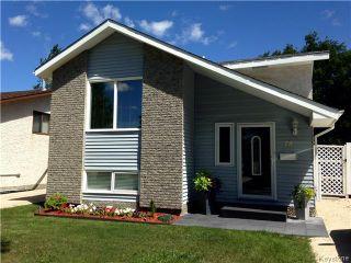 Photo 2: 78 Satinwood Place in Winnipeg: St Vital Residential for sale (South East Winnipeg)  : MLS®# 1605581