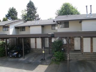 """Main Photo: 239 7447 140TH Street in Surrey: East Newton Townhouse for sale in """"Glencoe Estates"""" : MLS®# F1406219"""