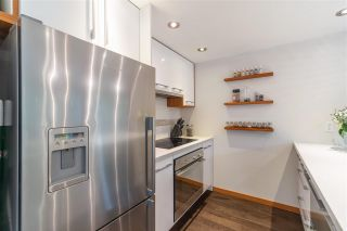 """Photo 3: 301 1510 W 1ST Avenue in Vancouver: False Creek Condo for sale in """"Mariner Walk"""" (Vancouver West)  : MLS®# R2589814"""
