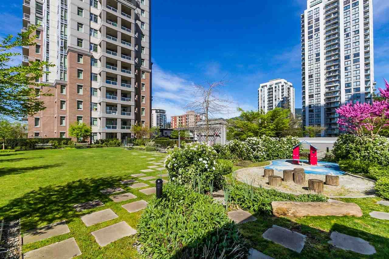"""Main Photo: 2507 1155 THE HIGH Street in Coquitlam: North Coquitlam Condo for sale in """"M1"""" : MLS®# R2341233"""