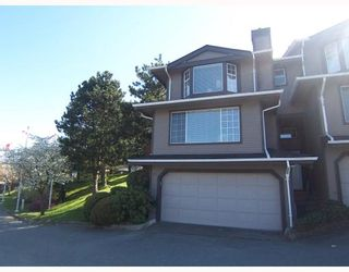 """Photo 1: 136 1140 CASTLE Crescent in Port_Coquitlam: Citadel PQ Townhouse for sale in """"THE UPLANDS"""" (Port Coquitlam)  : MLS®# V703414"""