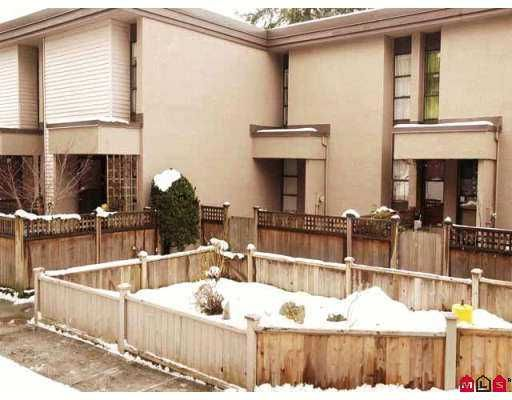 Main Photo: 13766 103RD Ave in Surrey: Whalley Townhouse for sale (North Surrey)  : MLS®# F2700240