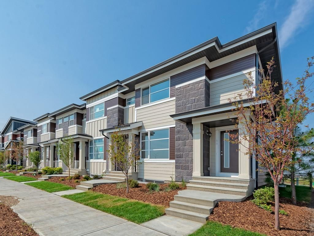 Main Photo: 98 SKYVIEW Circle NE in Calgary: Skyview Ranch Row/Townhouse for sale : MLS®# C4244304
