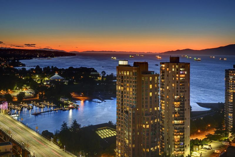 FEATURED LISTING: 2903 - 889 PACIFIC Street Vancouver