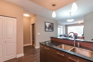 """Photo 4: 310 2343 ATKINS Avenue in Port Coquitlam: Central Pt Coquitlam Condo for sale in """"THE PEARL"""" : MLS®# R2302203"""