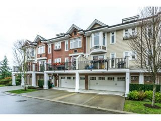 "Photo 1: 18 20738 84 Avenue in Langley: Willoughby Heights Townhouse for sale in ""Yorkson Creek"" : MLS®# R2388204"