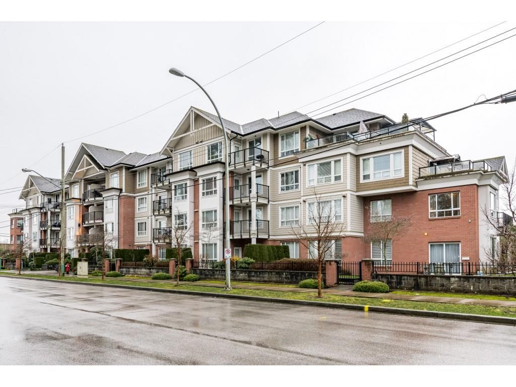 "Main Photo: 211 14960 102A Avenue in Surrey: Guildford Condo for sale in ""MAX"" (North Surrey)  : MLS®# R2540858"