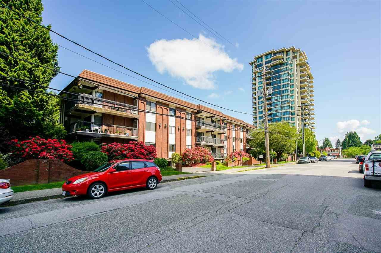 Main Photo: 304 625 HAMILTON Street in New Westminster: Uptown NW Condo for sale : MLS®# R2585364