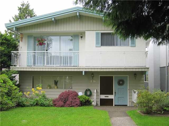 Main Photo: 3059 W 28TH Avenue in Vancouver: MacKenzie Heights House for sale (Vancouver West)  : MLS®# V1008411