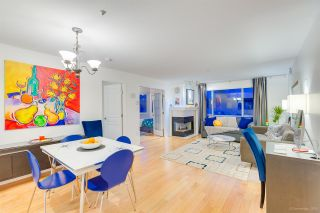 """Photo 3: 313 789 W 16TH Avenue in Vancouver: Fairview VW Condo for sale in """"SIXTEEN WILLOWS"""" (Vancouver West)  : MLS®# R2354520"""