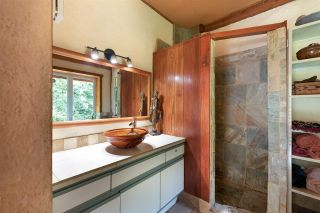 Photo 23: 330 FOREST RIDGE Road: Bowen Island House for sale : MLS®# R2505651