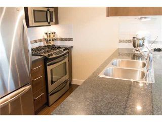 """Photo 4: 605 587 W 7TH Avenue in Vancouver: Fairview VW Condo for sale in """"THE AFFINITY"""" (Vancouver West)  : MLS®# V1117685"""