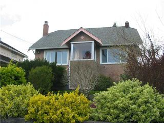 "Photo 1: 1615 8TH Avenue in New Westminster: West End NW House for sale in ""WEST END"" : MLS®# V820341"