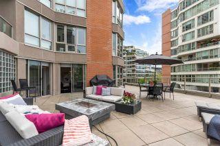 """Photo 6: 203 1625 HORNBY Street in Vancouver: Yaletown Condo for sale in """"SEAWALK NORTH"""" (Vancouver West)  : MLS®# R2577394"""