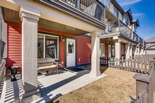 Photo 28: 301 1086 Williamstown Boulevard NW: Airdrie Row/Townhouse for sale : MLS®# A1081189