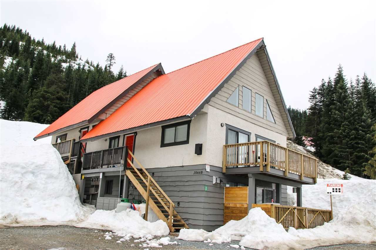 Main Photo: 3 20668 EDELWEISS Drive in Agassiz: Hemlock Condo for sale (Mission)  : MLS®# R2573559