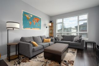 """Photo 2: C322 20211 66 Avenue in Langley: Willoughby Heights Condo for sale in """"ELEMENTS"""" : MLS®# R2490071"""
