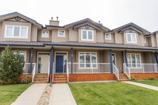 Main Photo: 39 Kanten Close: Red Deer Row/Townhouse for sale : MLS®# A1143133