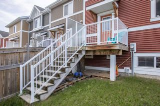Photo 32: 60 Sunset Road: Cochrane Row/Townhouse for sale : MLS®# A1128537