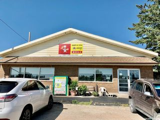 Photo 1: 12 Railway Avenue in Prud'homme: Commercial for sale : MLS®# SK867099