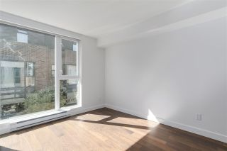 """Photo 15: 214 1961 COLLINGWOOD Street in Vancouver: Kitsilano Townhouse for sale in """"VIRIDIAN GREEN"""" (Vancouver West)  : MLS®# R2205025"""